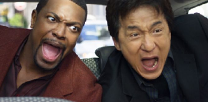 Rush Hour 3 parents guide