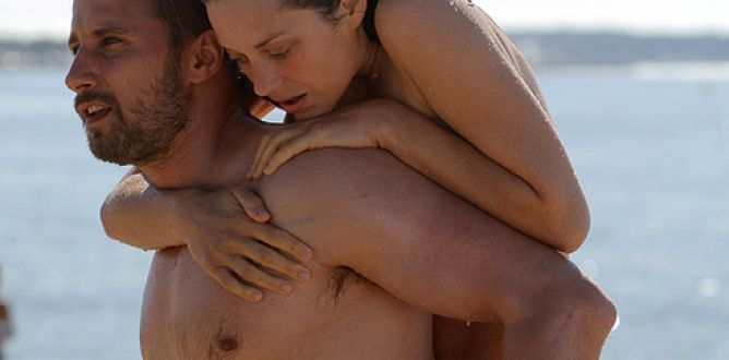 Picture from Rust and Bone