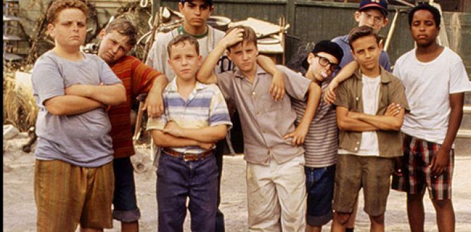 The Sandlot parents guide