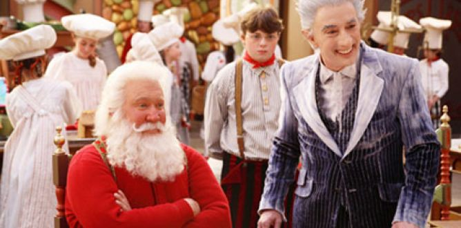 Santa Clause 3 The Escape Clause parents guide