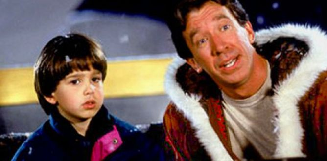 The Santa Clause parents guide