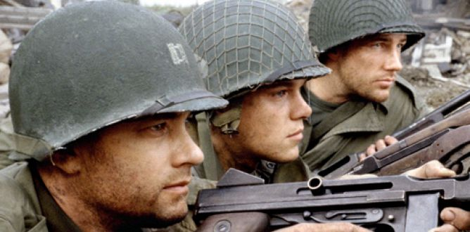Saving Private Ryan parents guide