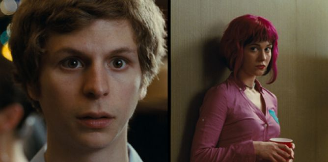 Scott Pilgrim vs. The World parents guide