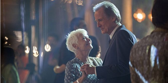 The Second Best Exotic Marigold Hotel parents guide