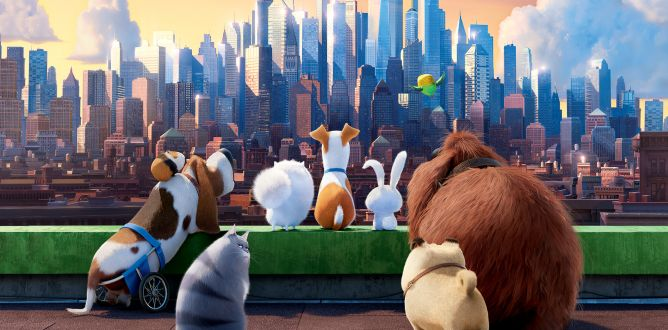 The Secret Life of Pets 2 parents guide