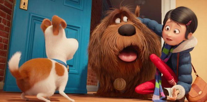 The Secret Life of Pets rating info