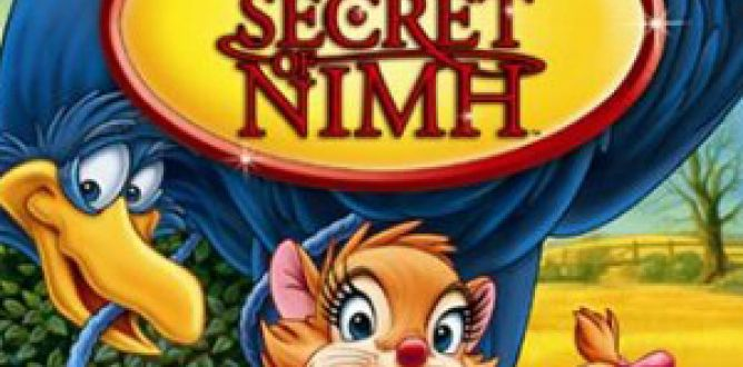 Picture from The Secret of NIMH