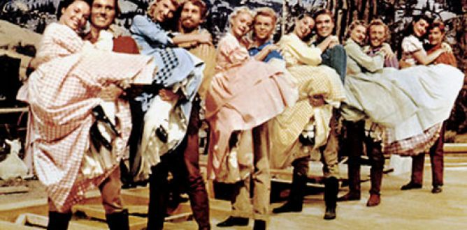 Picture from Seven Brides For Seven Brothers