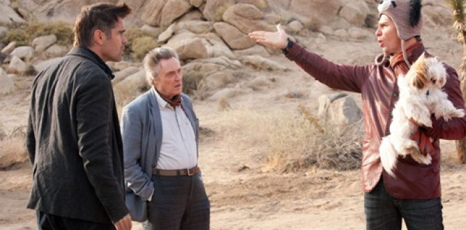 Picture from Seven Psychopaths