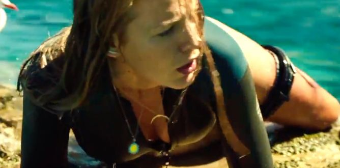 The Shallows parents guide