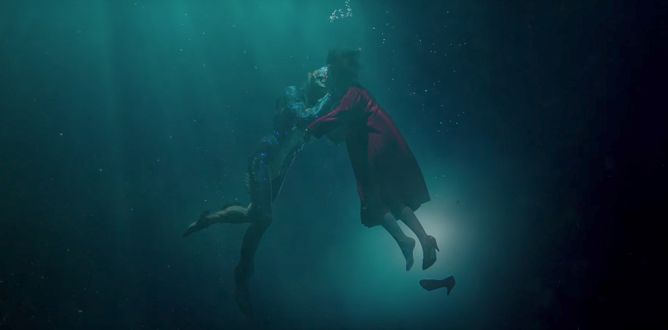 The Shape of Water parents guide