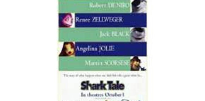 Shark Tale parents guide