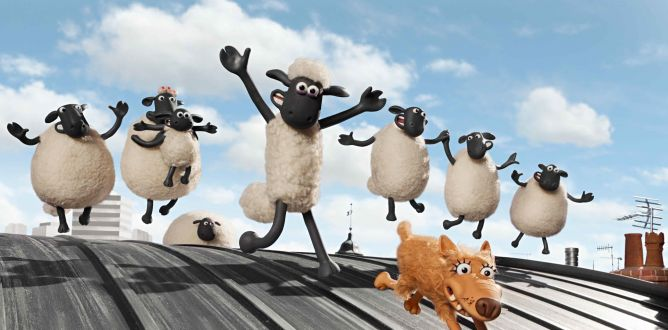 Shaun the Sheep Movie parents guide