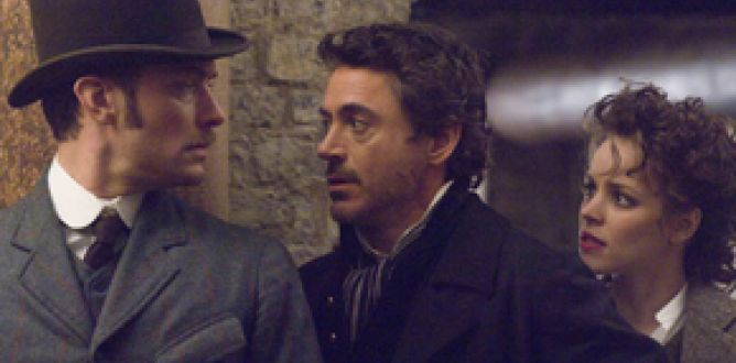 Sherlock Holmes parents guide