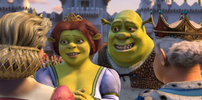 Shrek 2 parents guide