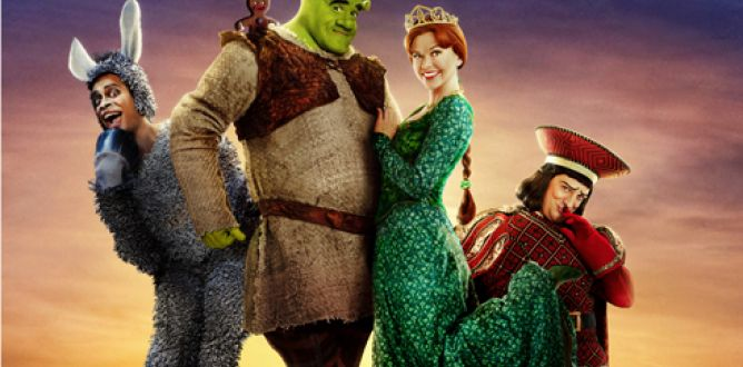 Shrek The Musical parents guide