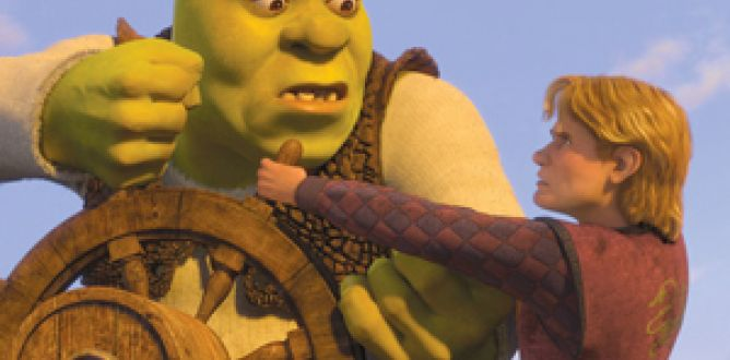 Picture from Shrek The Third