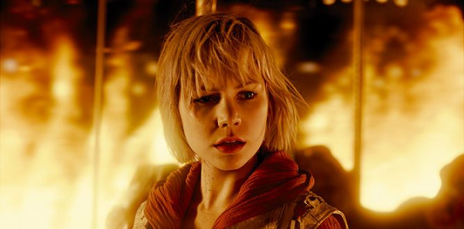Silent Hill: Revelation rating info