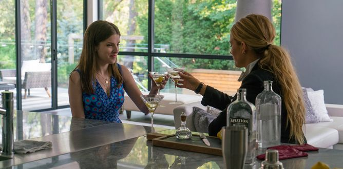 A Simple Favor parents guide