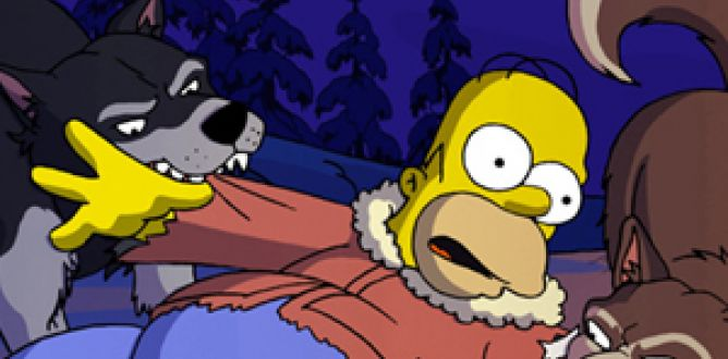 The Simpsons Movie parents guide