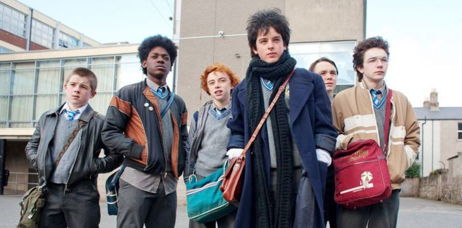 Sing Street parents guide