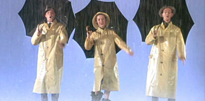 Singin' In The Rain parents guide
