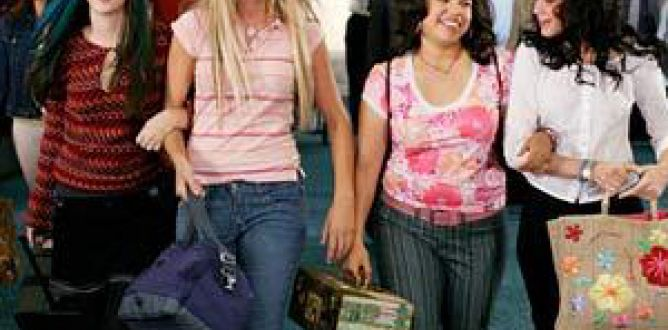 Picture from The Sisterhood of the Traveling Pants