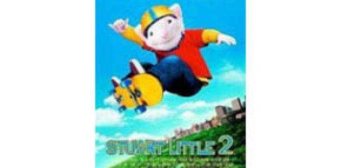 Stuart Little 2 Movie Review For Parents