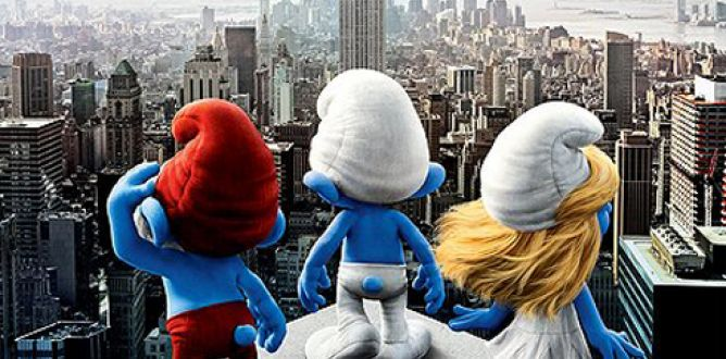 The Smurfs parents guide