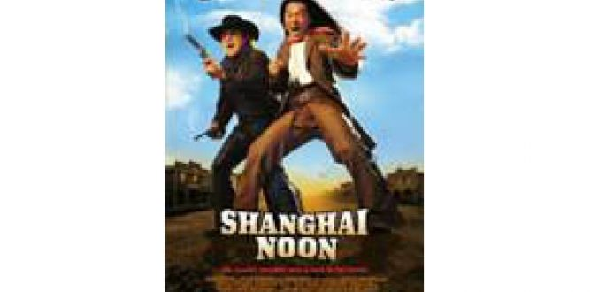 Shanghai Noon parents guide