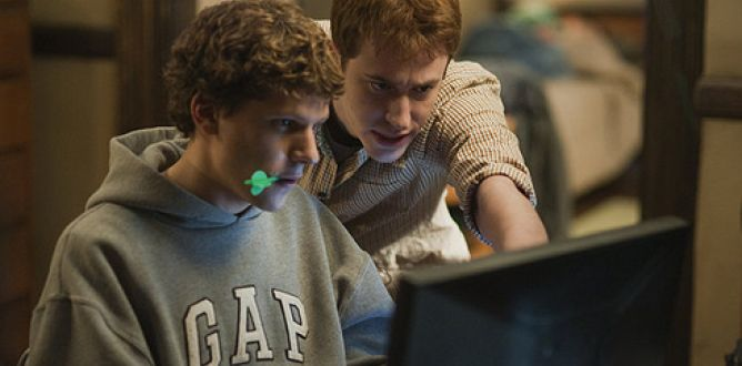 The Social Network parents guide