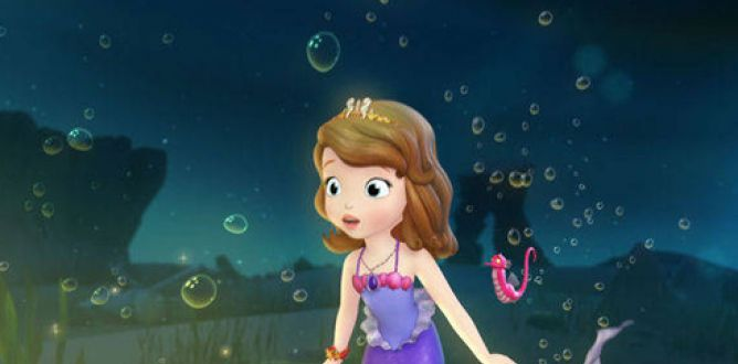Sofia the First: The Floating Palace parents guide