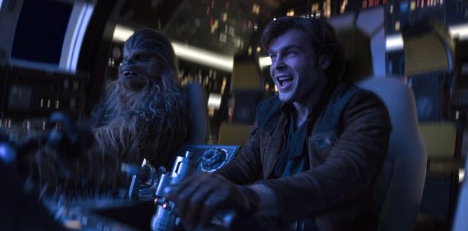 Solo: A Star Wars Story parents guide