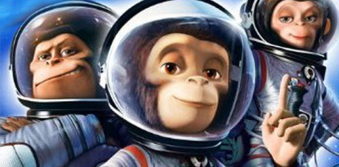 Space Chimps 2: Zartog Strikes Back parents guide
