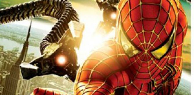 Spider-Man 2 parents guide
