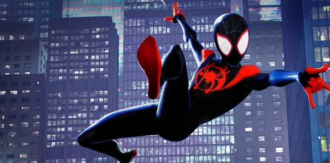 Spider-Man: Into the Spider-Verse parents guide