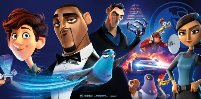 Spies in Disguise parents guide