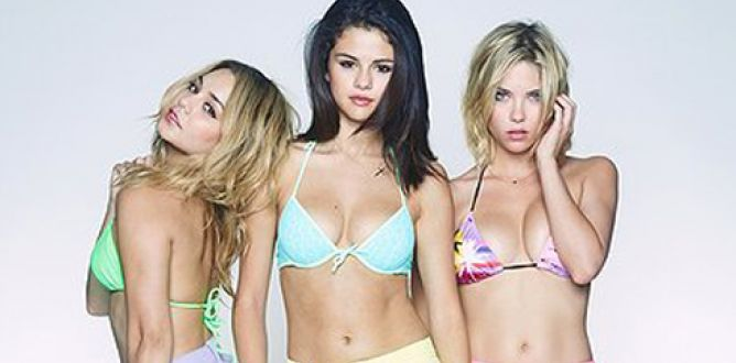 Spring Breakers rating info