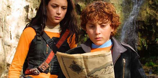 Picture from Spy Kids 2 - Island of Lost Dreams