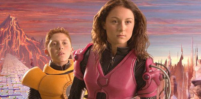 Spy Kids 3-D: Game Over parents guide