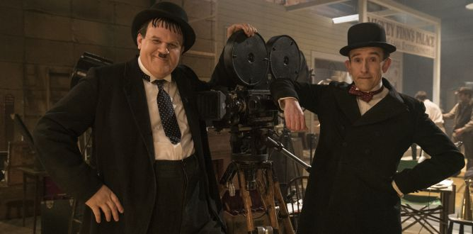 Stan & Ollie parents guide