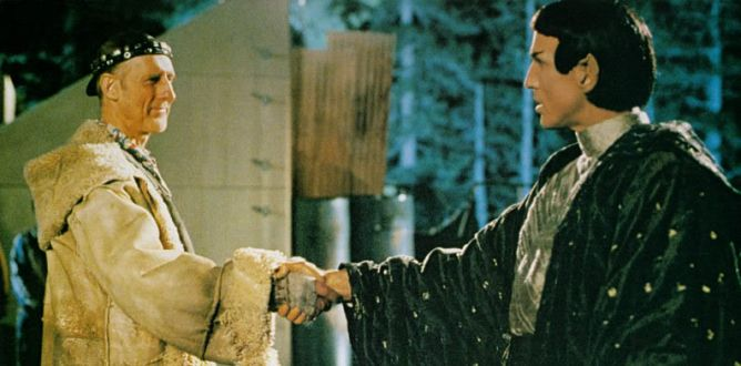 Star Trek: First Contact parents guide