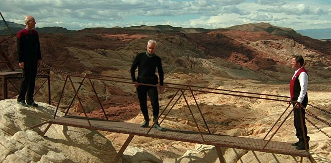 Star Trek: Generations parents guide