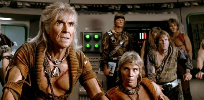 Star Trek II: The Wrath Of Khan parents guide