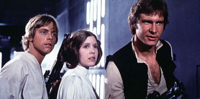 Star Wars: Episode IV - A New Hope parents guide