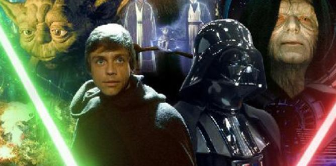Star Wars: Episode VI - Return Of The Jedi parents guide