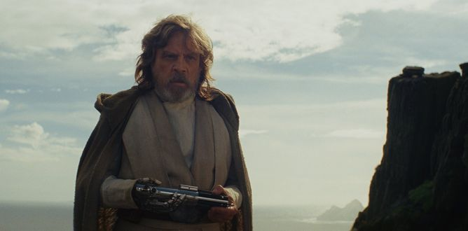 Star Wars Episode VIII: The Last Jedi parents guide