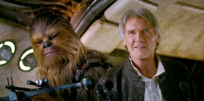 Star Wars: Episode VII - The Force Awakens parents guide