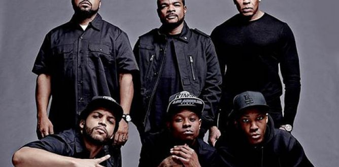 Straight Outta Compton parents guide