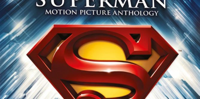 Superman: The Motion Picture Anthology parents guide